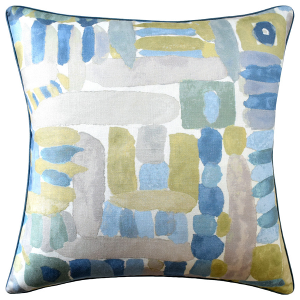 Lake Pillow - Sarah Virginia Home