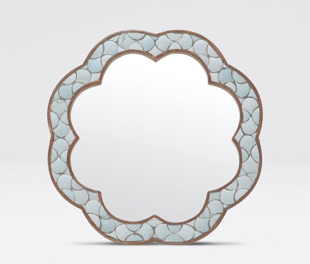 Fiona Flower Mirror (Tikra) - Sarah Virginia Home