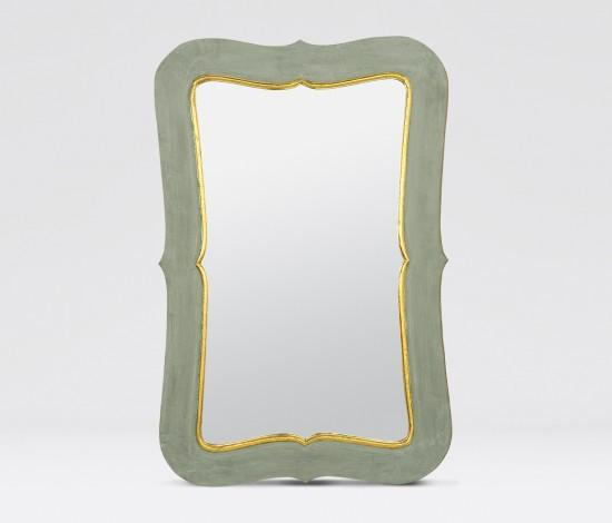 French Jacobean Mirror - Sarah Virginia Home - 1