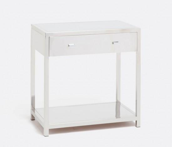 Kane Open Nightstand (Double) - Sarah Virginia Home
