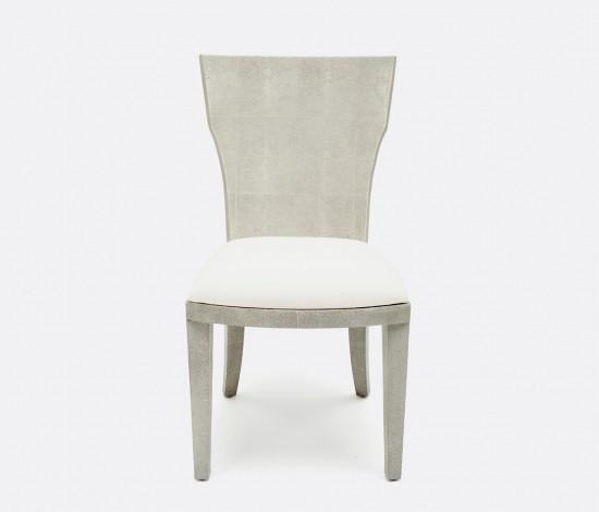 Blair Shagreen Dining Chair - Sarah Virginia Home