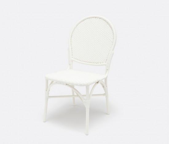 Donovan Chair (White) - Sarah Virginia Home