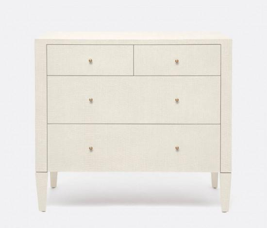 "Conrad 36"" Dresser (Off-White) - Sarah Virginia Home - 1"