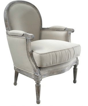 Parlor Chair - Sarah Virginia Home