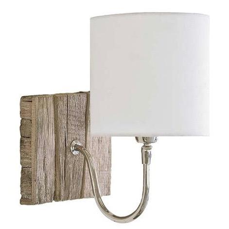 Rustic Curve Arm Sconce - Sarah Virginia Home