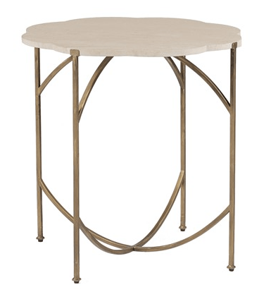 Gillian Flower Table - Sarah Virginia Home