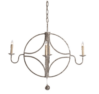 Winthrope Chandelier - Sarah Virginia Home