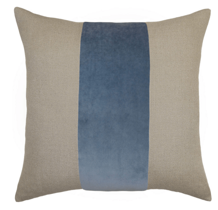 Harbor Velvet Ming Pillow - Sarah Virginia Home - 1