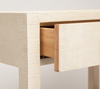 Conrad Desk (Off-White) - Sarah Virginia Home