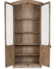 Arched Storage Cabinet - Sarah Virginia Home