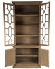 Geometric Fretwork Cabinet - Sarah Virginia Home - 4