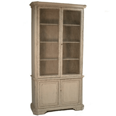 Farmhouse Bookcase - Sarah Virginia Home