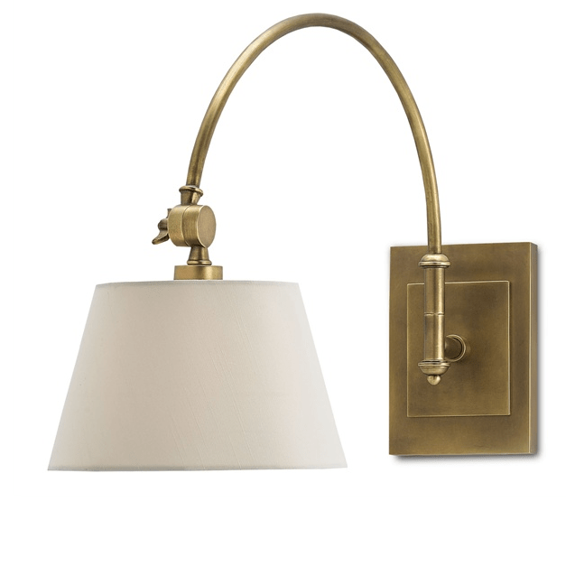 Ashby Swing Arm Sconce - Sarah Virginia Home
