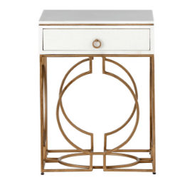 Clara Side Table - Sarah Virginia Home