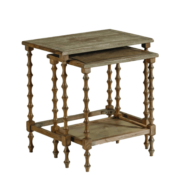Hutchison Nesting Tables - Sarah Virginia Home