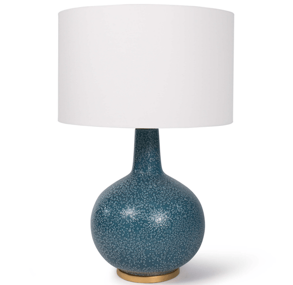 Blue Moon Table Lamp - Sarah Virginia Home