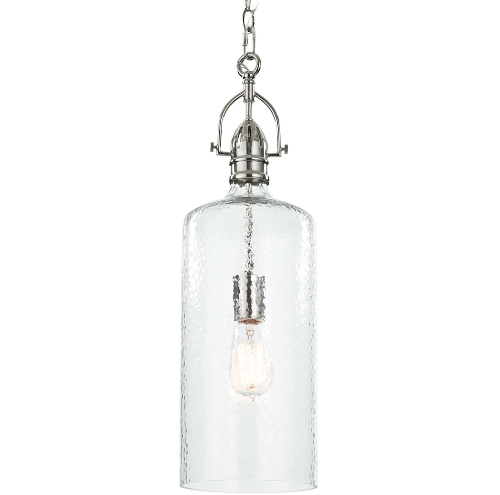 Bar Pendant (Nickel) - Sarah Virginia Home