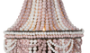 Malibu Sconce (Pink) - Sarah Virginia Home