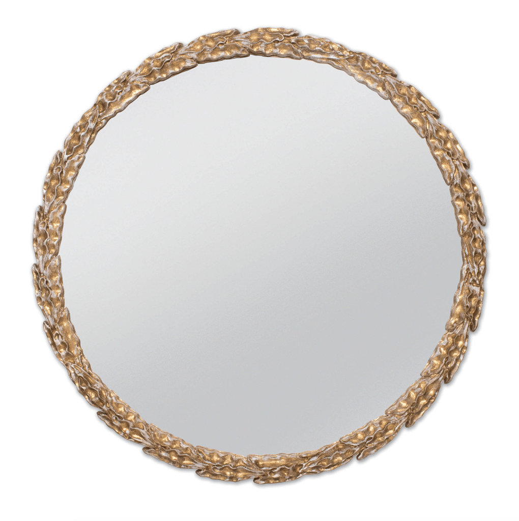 Gold Branch Mirror - Sarah Virginia Home