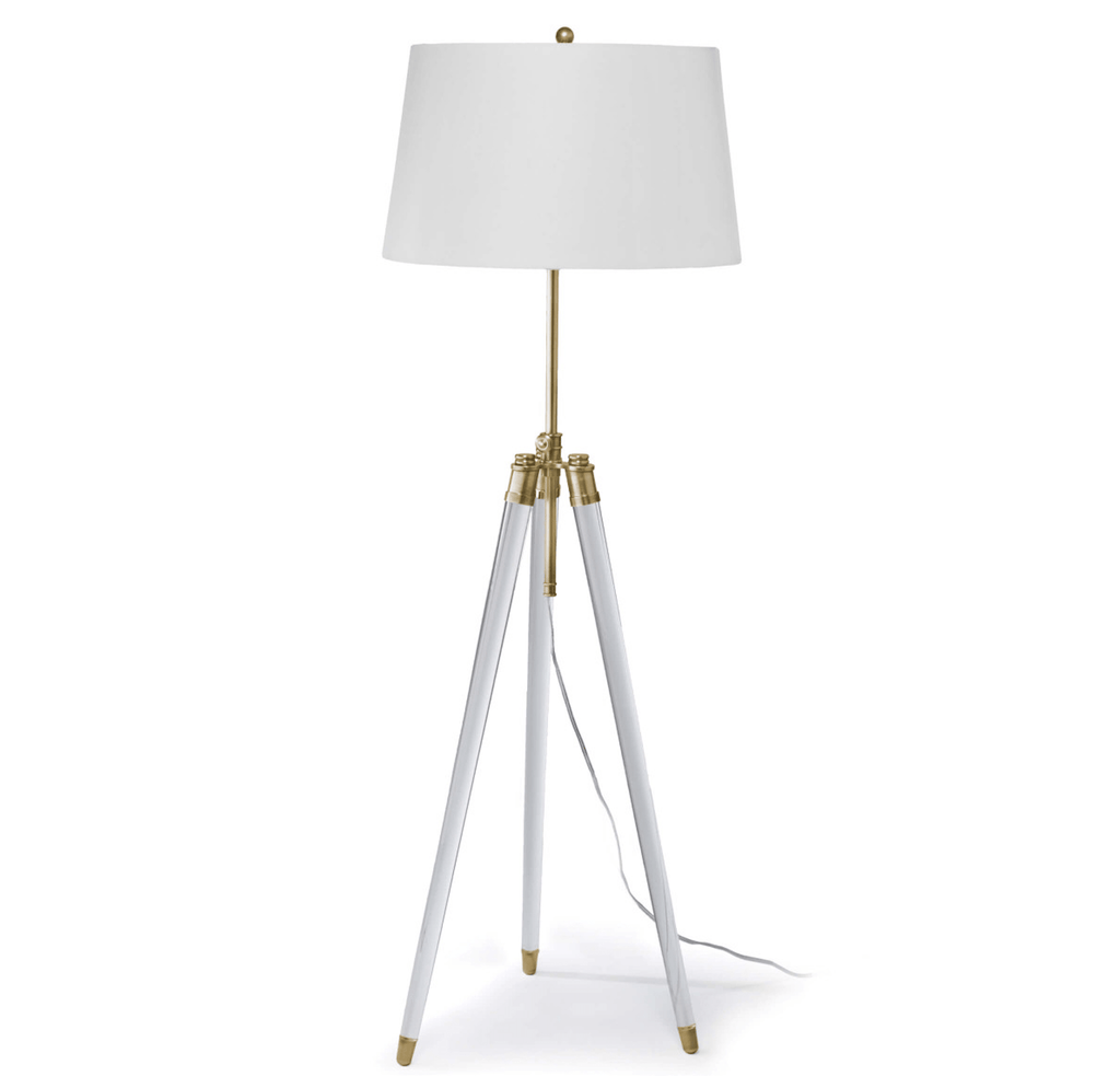 Brigitte Floor Lamp - Sarah Virginia Home