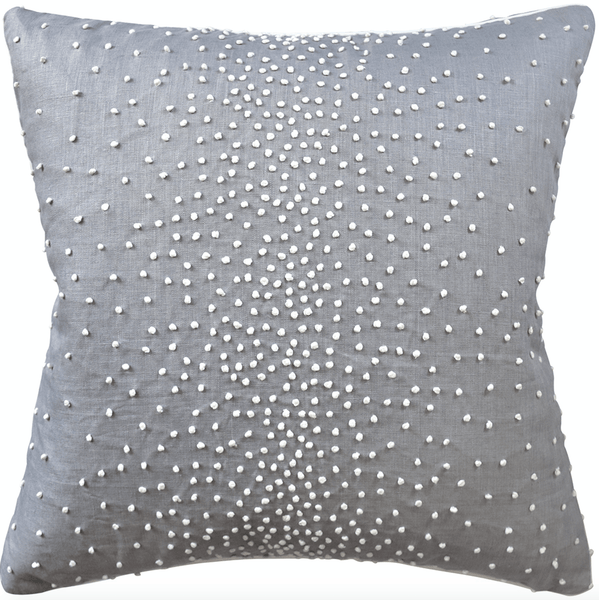 Dottie Pillow (Gray) - Sarah Virginia Home