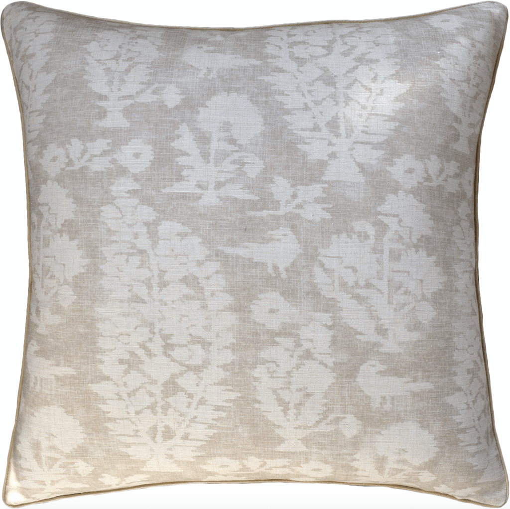Adair Pillow (Beige) - Sarah Virginia Home