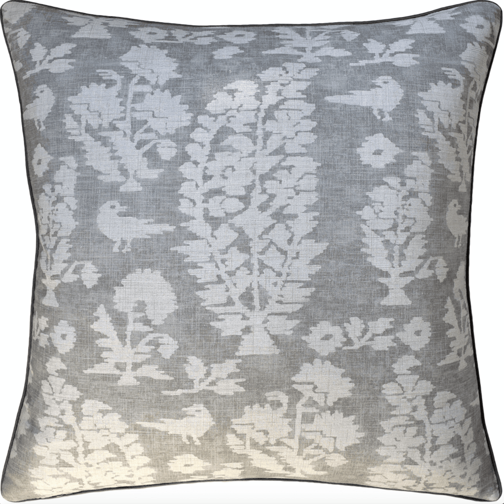 Adair Pillow (Gray) - Sarah Virginia Home