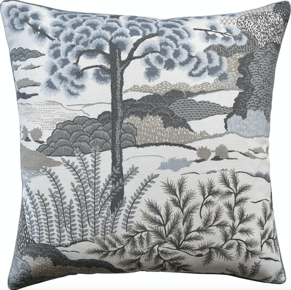 Bluetree Pillow - Sarah Virginia Home