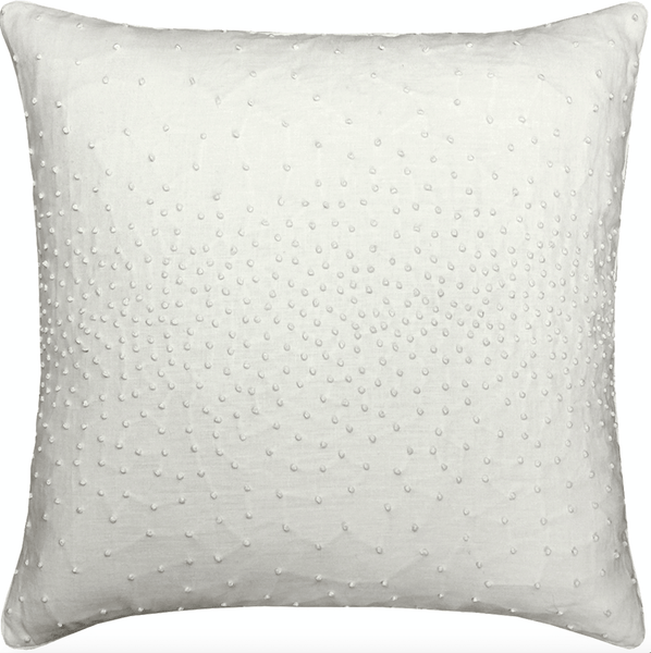 Dottie Pillow (Ivory) - Sarah Virginia Home