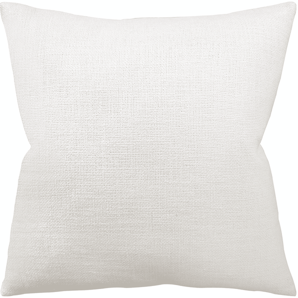 Amagansett Pillow (Ivory) - Sarah Virginia Home