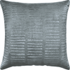 Blue Row Pillow - Sarah Virginia Home