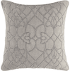 Dotted Pirouette Pillow (Gray)