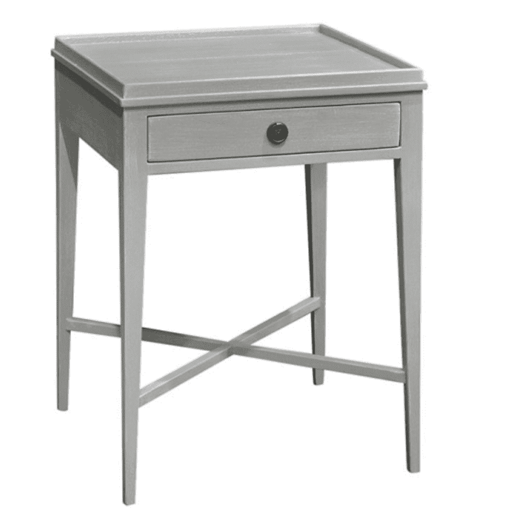 Classic Gray Side Table - Sarah Virginia Home
