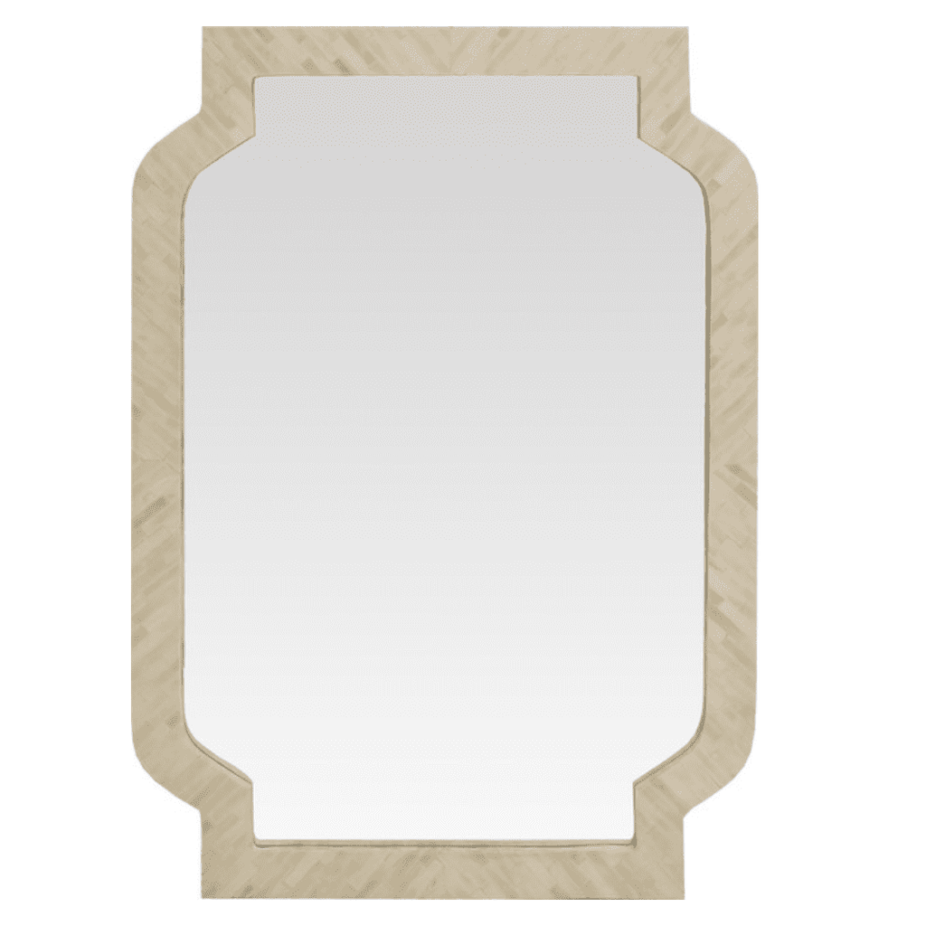 Worlds Away Rosemary Mirror - Sarah Virginia Home