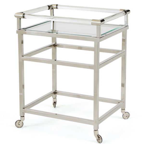 Century Bar Cart - Sarah Virginia Home