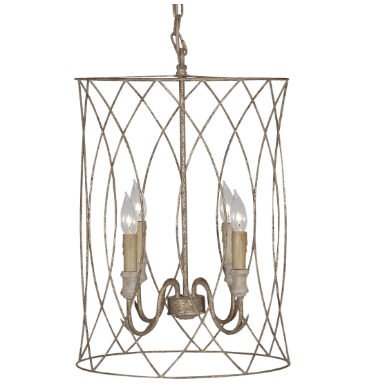 Shannon Chandelier - Sarah Virginia Home