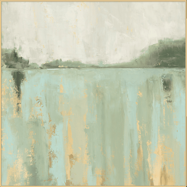 Abstract Lake - Sarah Virginia Home