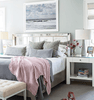 Mia Mirrored Bed Frame - Sarah Virginia Home