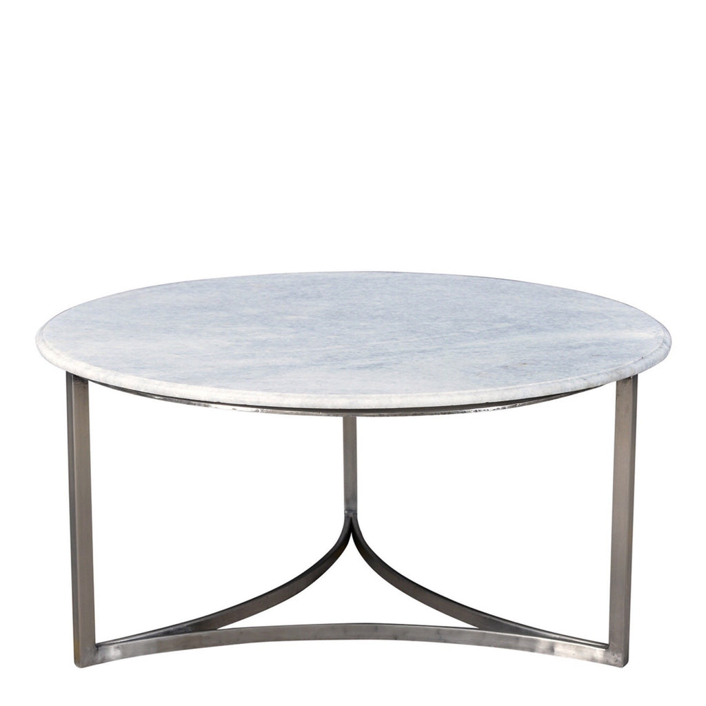 Simone Coffee Table (Silver) - Sarah Virginia Home