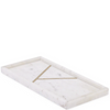 Marble and Brass Bath Accessories - Sarah Virginia Home