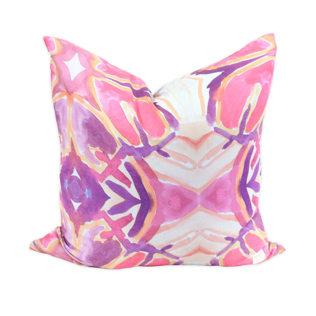 Bunglo Namaqualand Pillow - Sarah Virginia Home