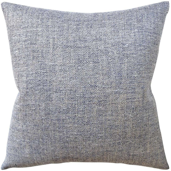 Amagansett Pillow (Denim) - Sarah Virginia Home
