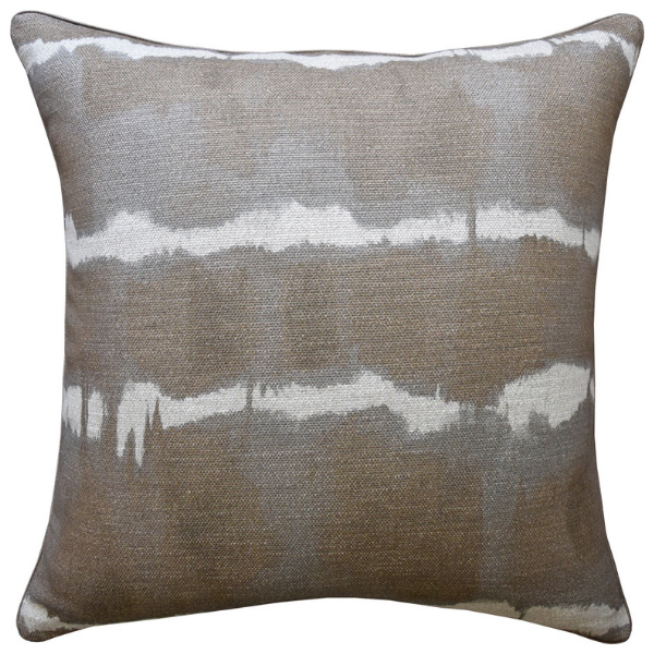 Baturi Pillow (Brown) - Sarah Virginia Home