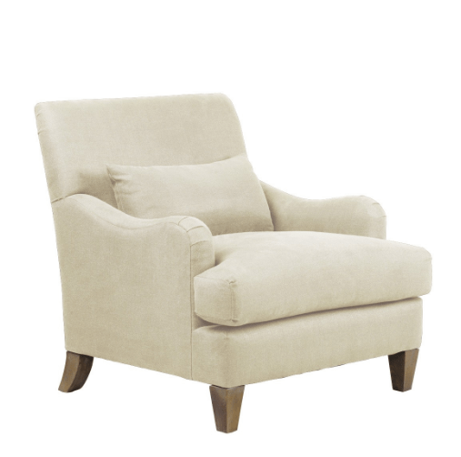 Harlow Arm Chair (Buff) - Sarah Virginia Home
