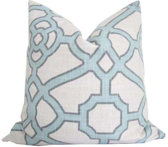 Avery Trellis Pillow - Sarah Virginia Home