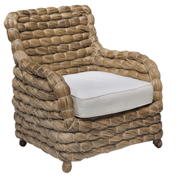 Santa Barbara Occasional Chair - Sarah Virginia Home