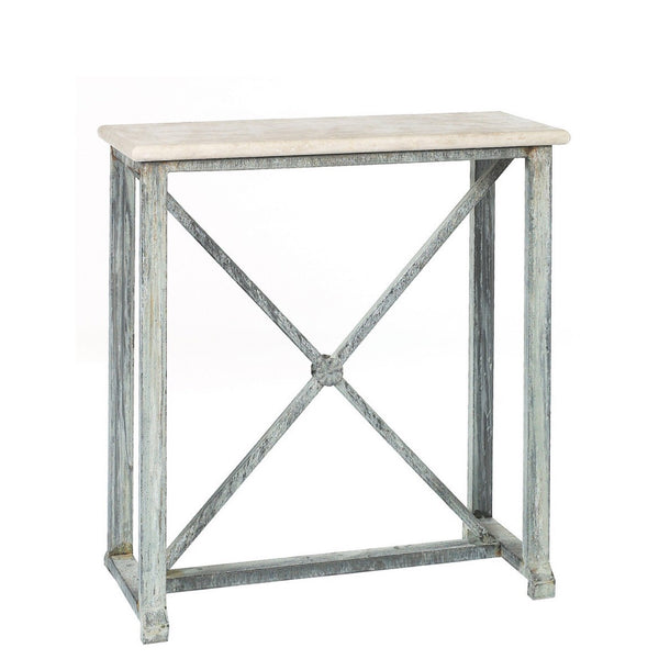 Single Medallion Console - Sarah Virginia Home
