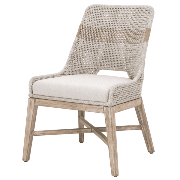 Rope Weave Dining Chair
