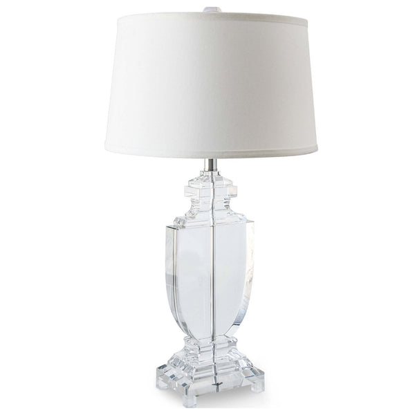 Crystal Urn Table Lamp - Sarah Virginia Home