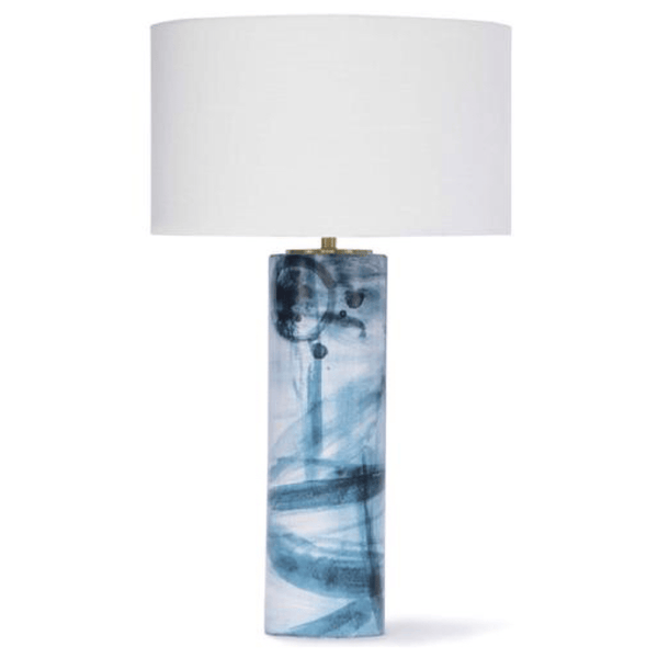Brushstroke Table Lamp - Sarah Virginia Home
